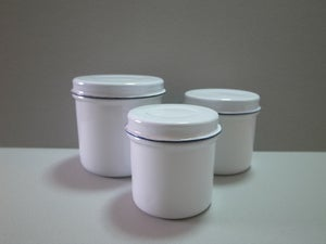 Image of Enamel Container Set