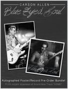 "Image of ""Blue Eyed Soul"" Autographed Poster/Record Pre-Order!!"