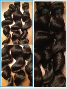 Image of Malaysian Wavy Virgin Hair