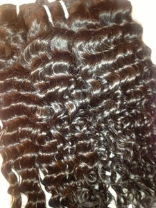 Image of Brazilian Deep Curly Virgin Hair