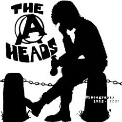 Image of A-HEADS - Discography 1982-2009 LP