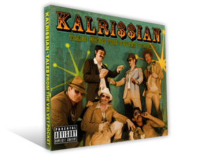 Image of Kalri$$ian - Tales from the Velvet Pocket CD