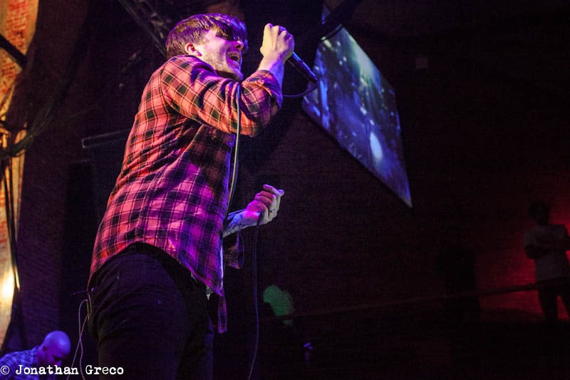 Image of Anthony Green/Circa Survive