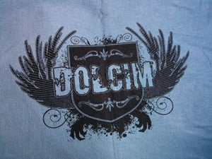 Image of dolcim 2009 europe tour t-shirt