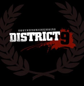 """Image of District 9 """"SouthBronxMemoirs"""""""
