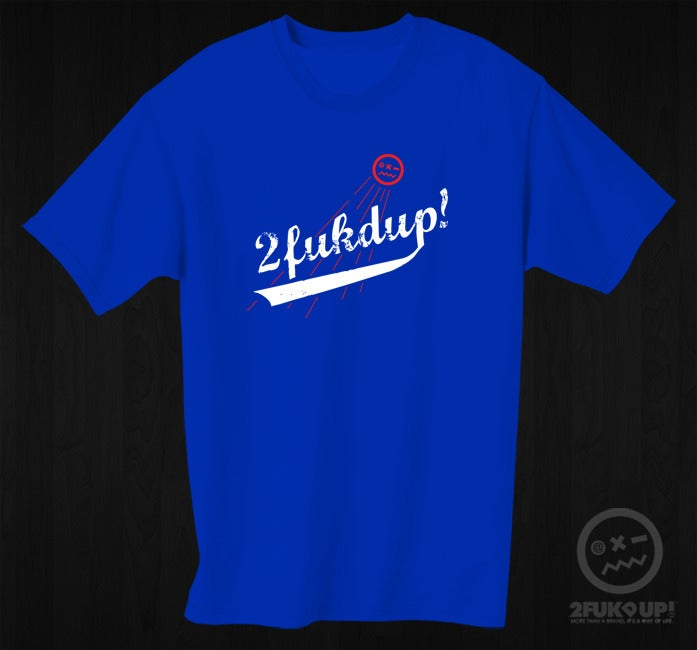 Image of 2FU! x Los Angeles Dodgers