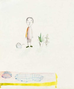 Image of Mathilda plantlover, print