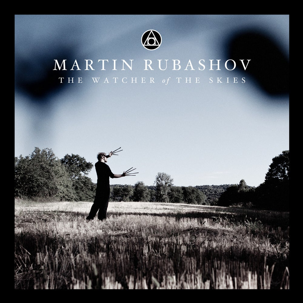 Image of Martin Rubashov - The Watcher of The Skies (CD)