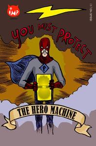 Image of The Hero Machine Issue#1