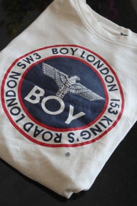 Image of Vintage Long Sleeve Boy London Tee