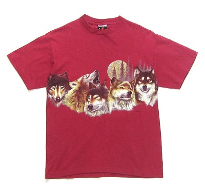 Image of Red Wolf Pack T-Shirt