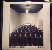 Image of Lich // Human Junk split