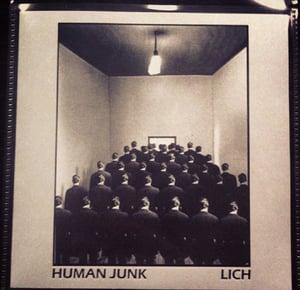 Image of Lich // Human Junk split