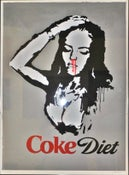 Image of Coke Diet Print