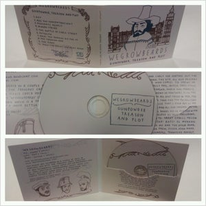 Image of Gunpowder, Treason and Plot CD
