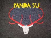 Image of **SALE** 'Stag' Panda Su Tee (WOMENS)