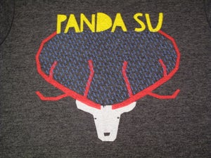 Image of **SALE** 'Stag' Panda Su Tee (WOMENS)