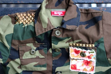Image of 5 Pointz Carolina Camo Jacket