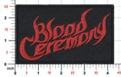 Image of Blood Ceremony - Patch