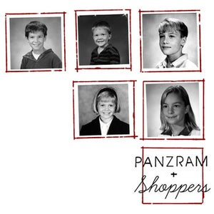 Image of FM-04: SHOPPERS / PANZRAM - SPLIT 7""