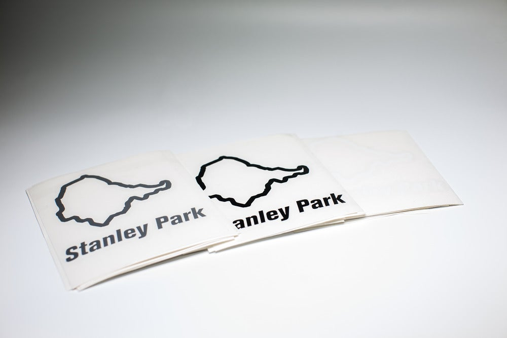 Image of Stanley Park Sticker