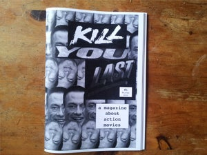 Image of KILL YOU LAST Issue 1