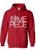 Image of DJ Dimepiece Red Hoodie