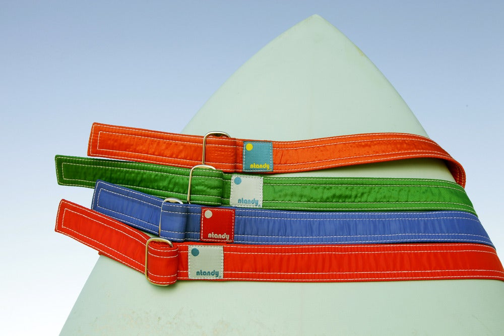 Image of 4 kid's belts for