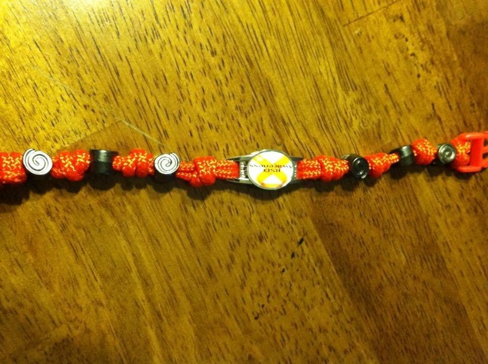 Image of RSD Awareness Prayer Bead Bracelet