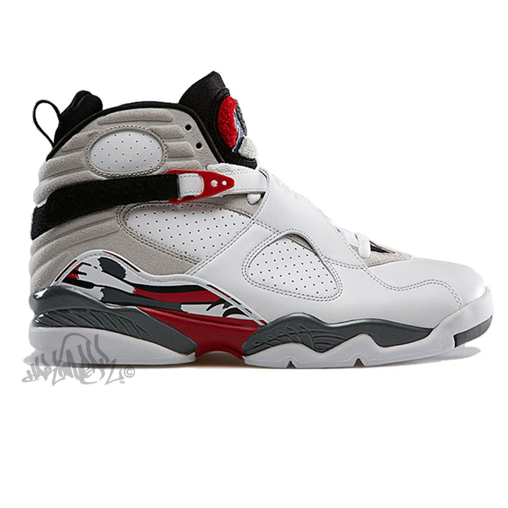 "Image of AIR JORDAN 8 - ""Bugs Bunny"" - 305381 103"