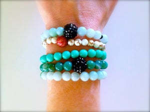 Image of Spring Mix Bracelet Stack