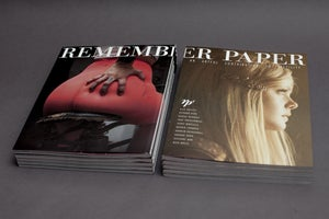 Image of Remember Paper Issue #4