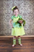 Image of Tiana Princess and the Frog Inspired Princess Dress