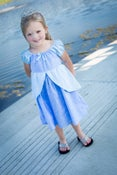 Image of Cinderella Inspired Princess Dress