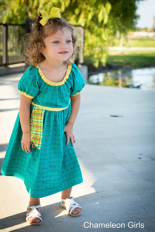 Image of Merida Brave Inspired Princess Dress