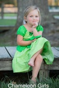 Image of Tinkerbell Inspired Princess Dress