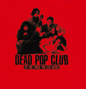 Image of DEAD POP CLUB T-SHIRT BREAKFAST CLUB ROUGE