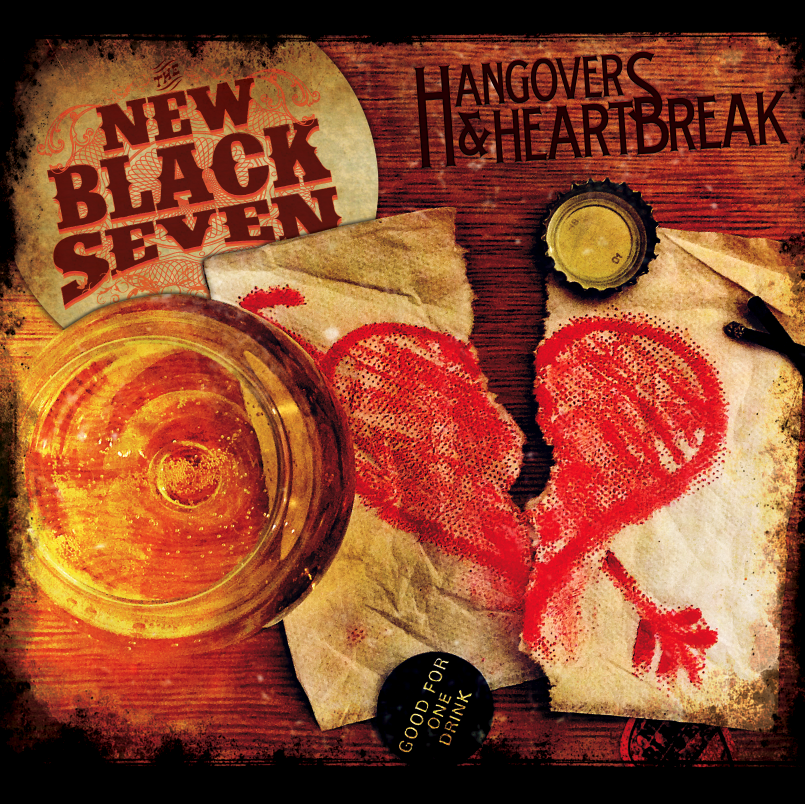 Image of Hangovers & Heartbreak CD