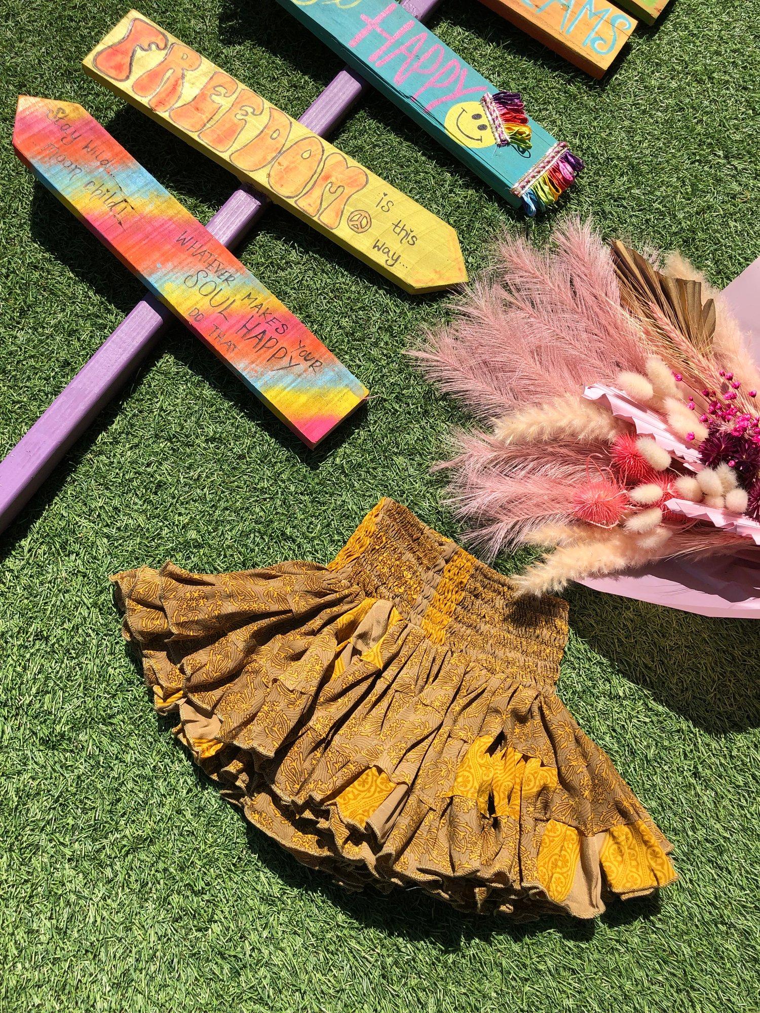 Image of Kids Valentina Skirt - Various Colour