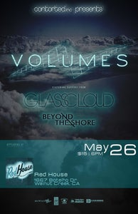 Image of Volumes | Glass Cloud | Beyond The Shore