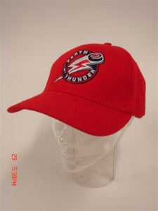 Image of Official Perth Thunder Adjustable Cap (Red)