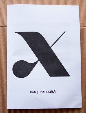 "Image of Dani Cardona ""X"""