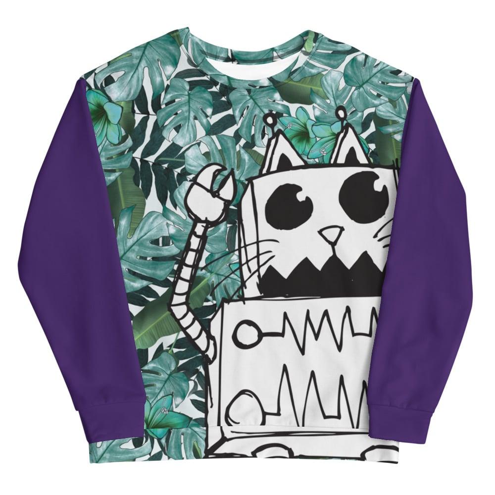 Image of PLANT-BOT Sweatshirt