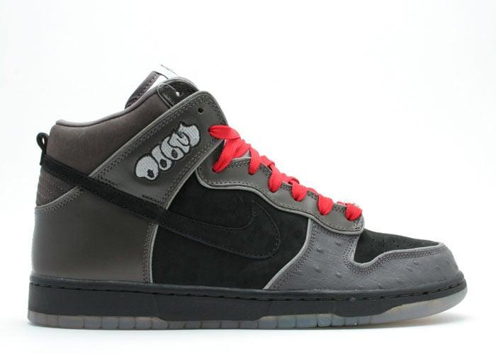 Brand New Nike SB High MF Doom Size 13