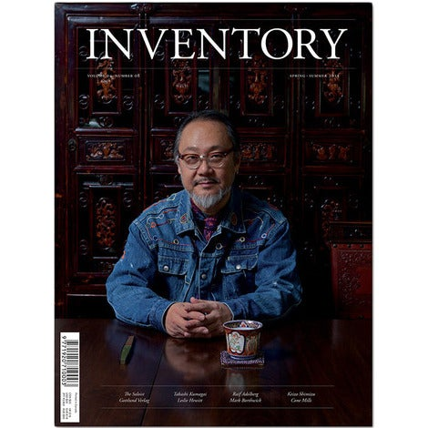 Image of INVENTORY Magazine Volume 4 Number 8