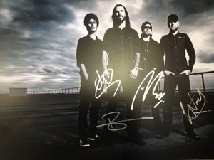 Image of 'SMT' Signed Poster