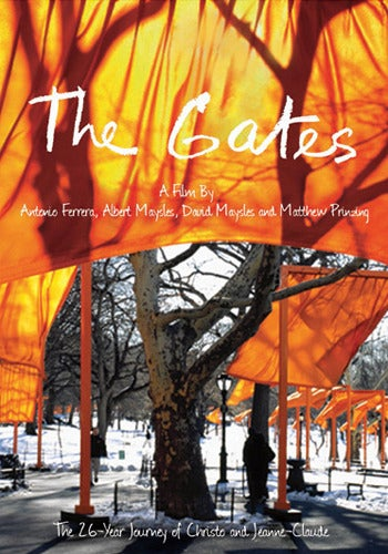 Image of The Gates: The 26-Year Old Journey of Christo and Jeanne Claude