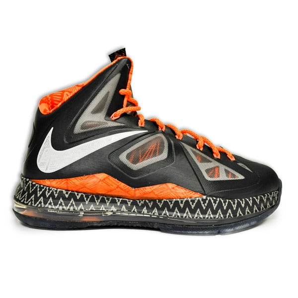 new concept b6da2 81a49 Image of Nike Lebron X Black HIstory Month