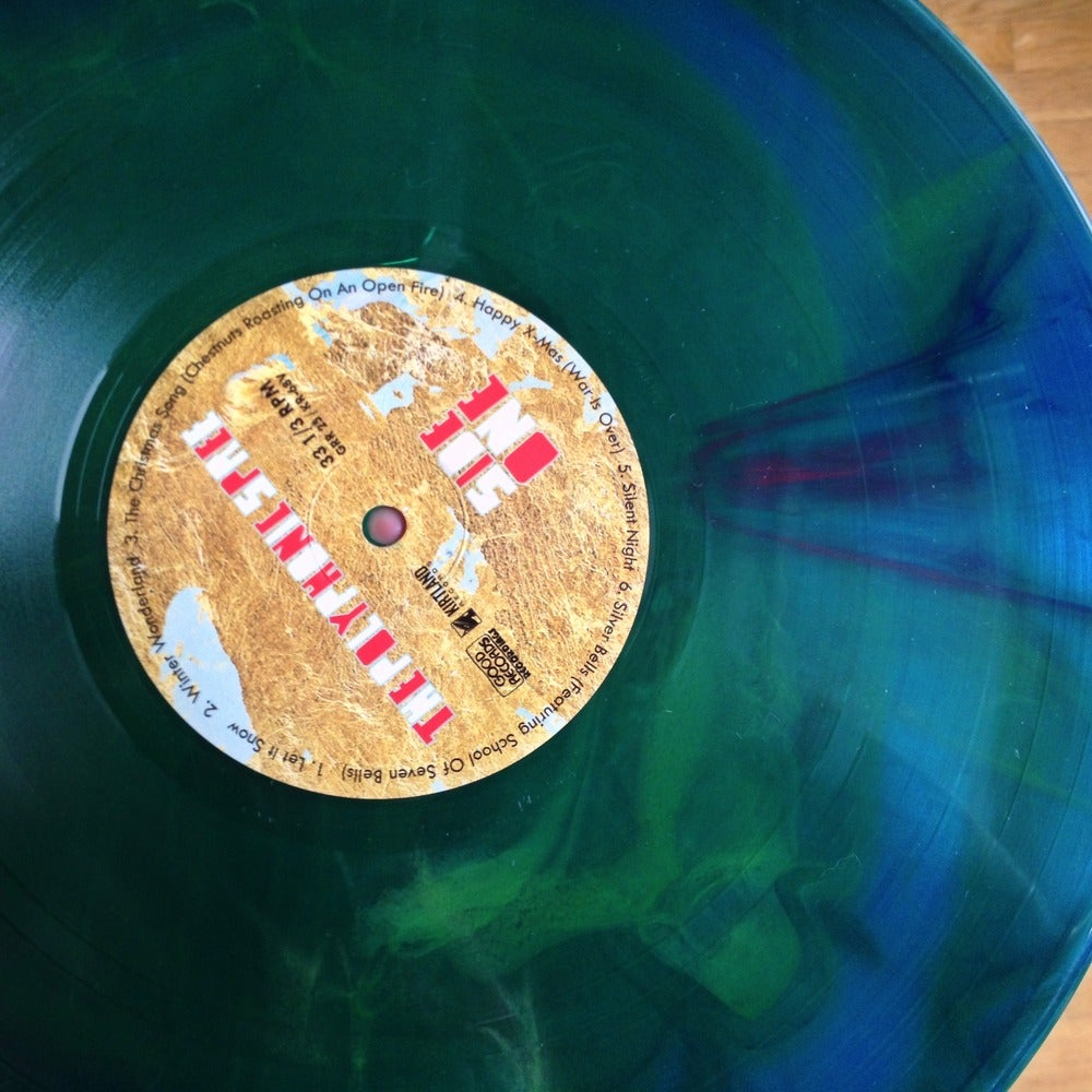 "The Polyphonic Spree : Holidaydream 12"" Vinyl"
