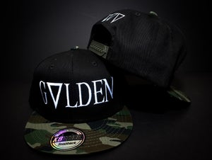 Image of Golden Snapbacks